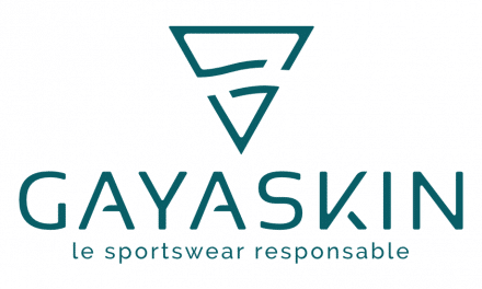 GAYASKIN, vêtements techniques à base de plastique recyclé
