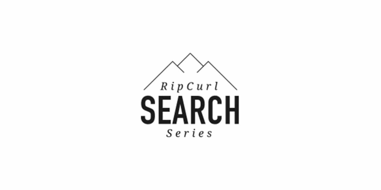 "Search Series, la gamme ""ecofriendly"" de Rip Curl"