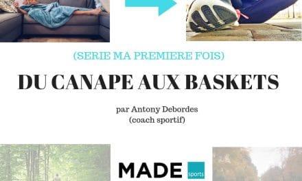 """Chronique """"MA PREMIERE FOIS"""" : les conseils d'Antony Debordes, coach sportif"""