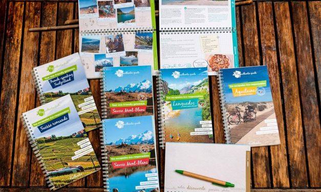 Chronique TOURISME DURABLE les destinations de Aurélie Guédron – MY ECOTHENTIC GUIDE – épisode 2 : Savoie Mont Blanc et Suisse Romande