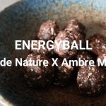Energy balls au chocolat