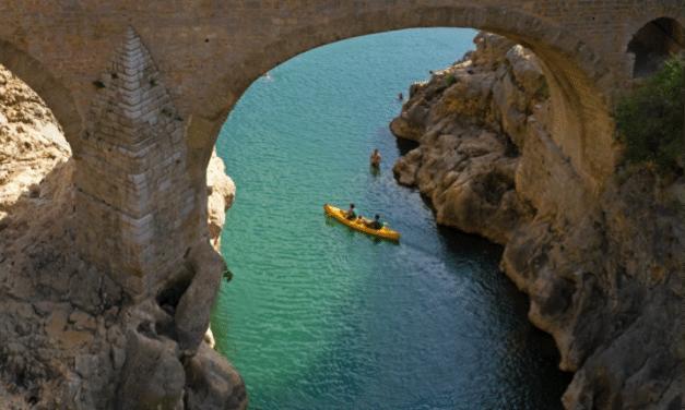 Idées week-ends en kayak, canoë ou paddle