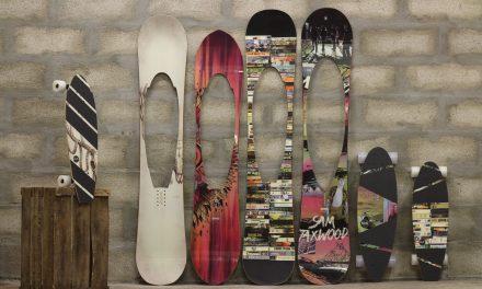 Nok boards, les produits les plus uniques et personnels grâce au recyclage