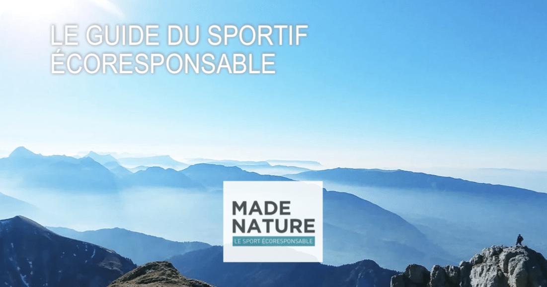 le guide du sportif écoresponsable : comment être un sportif respectueux de l'environnement ?