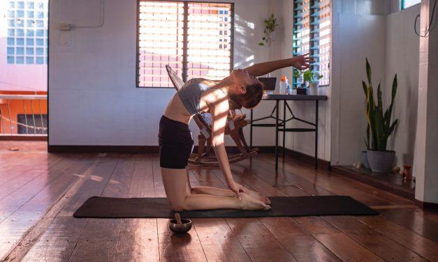 yoga, gym, fitness : LES MATÉRIAUX ÉCORESPONSABLES adaptés aux sports en salle