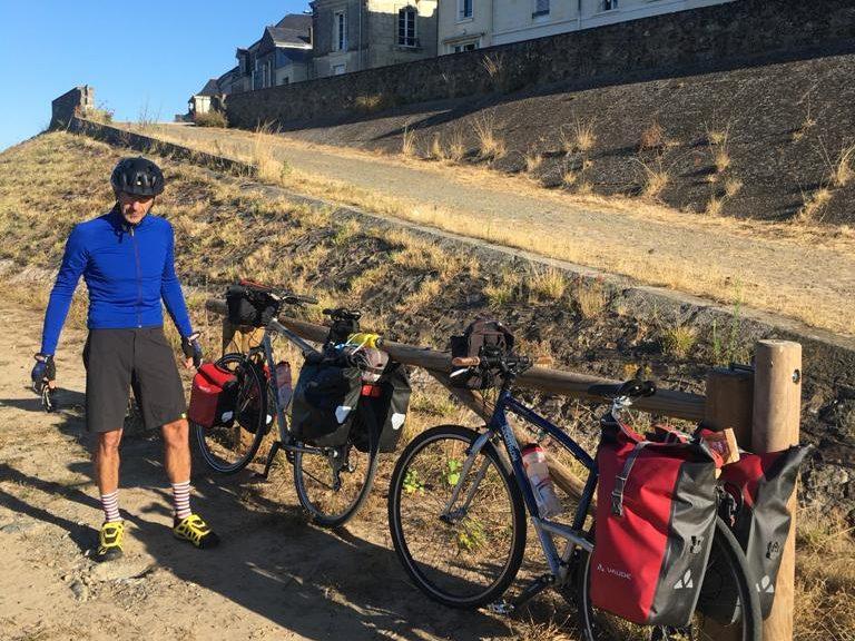 voyage à vélo ecoresponsable