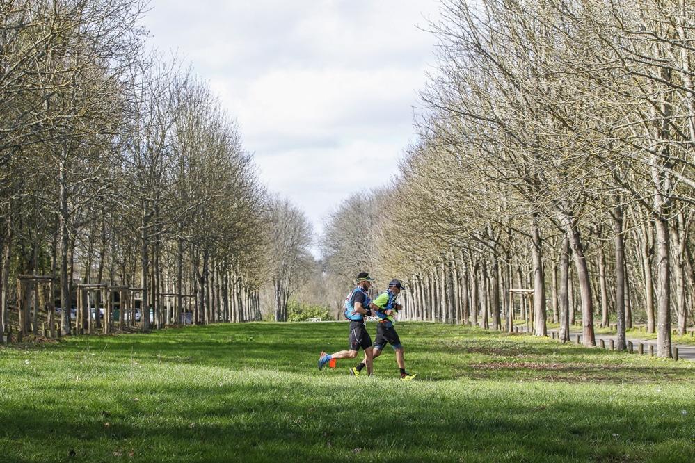 Ecotrail Paris, course de trail running écoresponsable